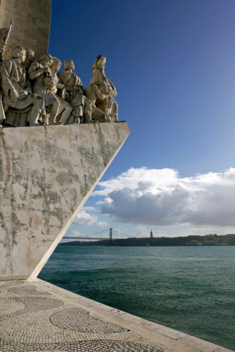Monument to the Discoveries in Belém - Padrão dos Descobrimentos em Belém